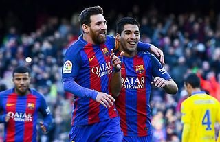 Lionel Messi & Luis Suarez - the greatest strike partnership in history?