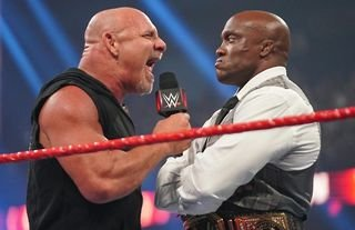 Bobby Lashley vs. Goldberg to reportedly take place at Crown Jewel