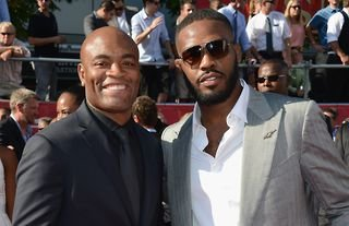 Anderson Silva says he is saddened by Jon Jones' latest run-in with the law