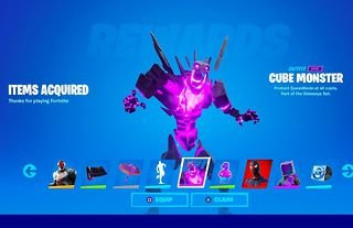 Fortnite Update 18.10 will be the first amendment since the introduction of Season 8.