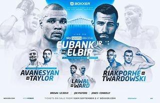 Chris Eubank Jr vs Anatoli Muratov: Date, Tickets, Venue, Odds And Everything You Need To Know