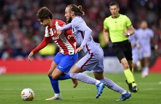 Joao Felix's highlights in Atletico's 2-0 win v Barcelona are so special that they've gone viral