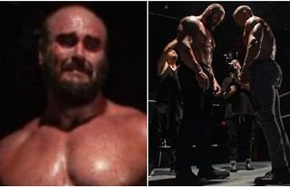Braun Strowman looks absolutely jacked as he competes in first match since WWE release