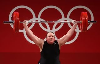Transgender weightlifter Laurel Hubbard has been named sportswoman of the year by New Zealand's University of Otago