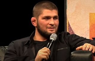 Khabib Nurmagomedov believes Dan Hooker's only chance of beating his protégé Islam Makhachev is with a 'lucky' sucker-punch.