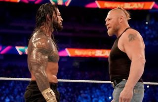 Roman Reigns to continue feud with Brock Lesnar beyond WWE Crown Jewel