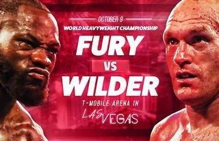 Tyson Fury takes on Deontay Wilder in their trilogy boxing fight on October 9th 2021