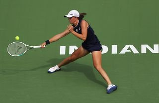 Iga Świątek revealed she will donate $50,000 of the prize money she received for reaching the third round of Indian Wells to a mental health charity
