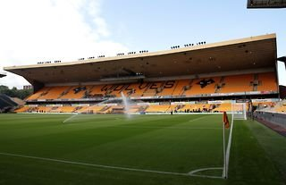 Wolves' home ground, Molineux