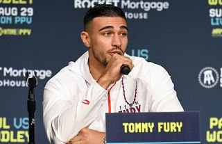 Tommy Fury vs Jake Paul fight is 'almost done' but the YouTuber is 'being greedy'