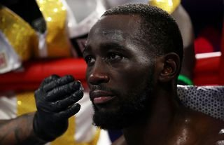 Terence Crawford has insisted Errol Spence Jr did not want to fight him