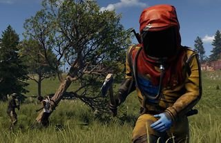 Rust is one of the most popular survival games currently on Steam.