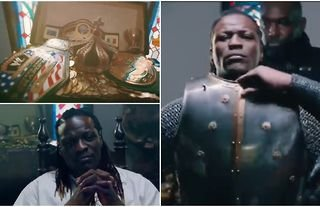 Fans are absoutely loving R-Truth's teaser for new rap song