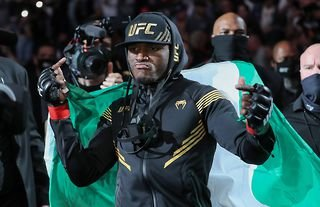 Kamaru Usman is the greatest welterweight of all time ahead of Georges St-Pierre, says Ali Abdelaziz