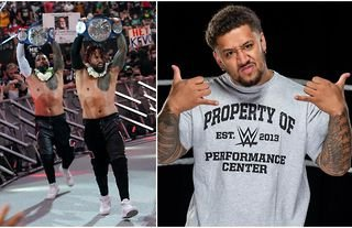 The Usos' brother, Joseph Fatu, debuts on WWE NXT under new name