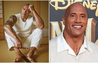 Dwayne 'The Rock' Johnson talks having to shoplift and being arrested as a teenager