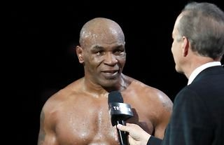 Mike Tyson once completely lost his head with a reporter after knocking out Francois Botha