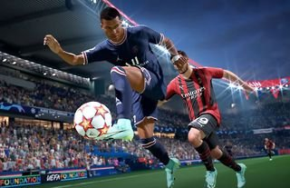 FIFA 22 was launched worldwide on 1st October 2021.