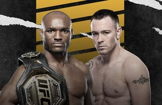Here are the betting odds for UFC 268