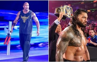 The Rock is not going to be returning to WWE next month