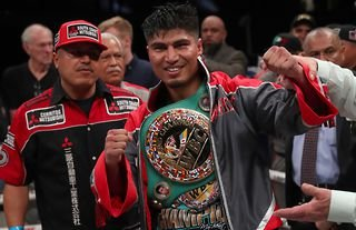 Mikey Garcia is eyeing an all-American clash with Regis Prograis after missing out on Manny Pacquiao.