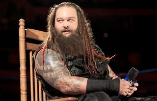 Bray Wyatt had some issues prior to his WWE release
