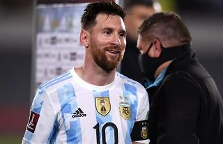 Argentina's Messi is favourite to win his seventh Ballon d'Or title.