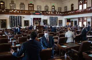 The Texas House of Representatives has passed a bill which is likely to result in a law banning transgender girls and women from participating in female school sports