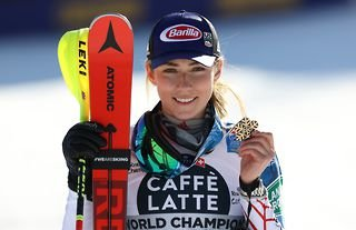 Alpine skiier Mikaela Shiffrin is looking to return to the slopes in full force this season