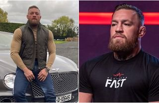 Conor McGregor has bulked up during his injury lay-off