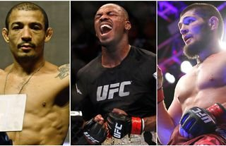 UFC fan has named the GOAT of every single weight division in controversial tweet